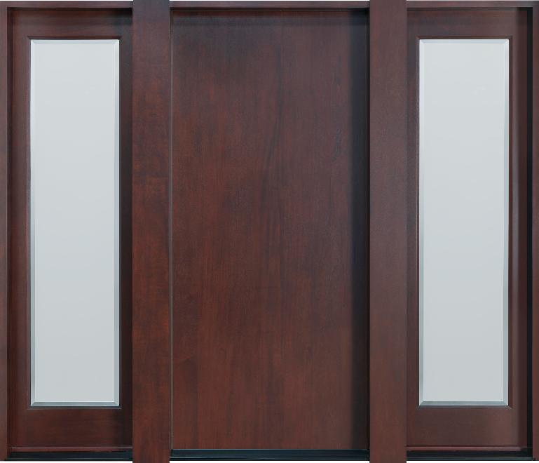 Exterior Doors Solid Mahogany Wood 8 0 In