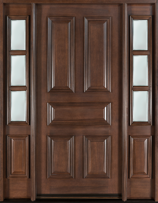 Custom mahogany doors custom wood doors doors for for Custom exterior doors