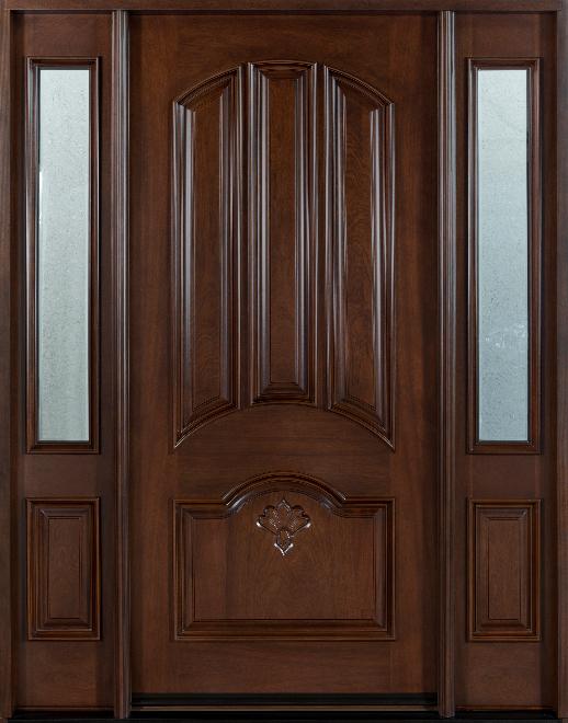 Doors Rustic Wood Custom Interior Doors Custom Exterior Doors