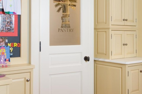 Pantry MDF Interior Door Panel Lite Series