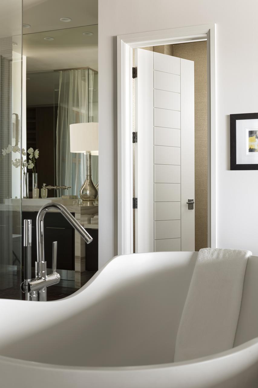 Paint Grade Mdf Interior Doors Trustile Custom Doors By
