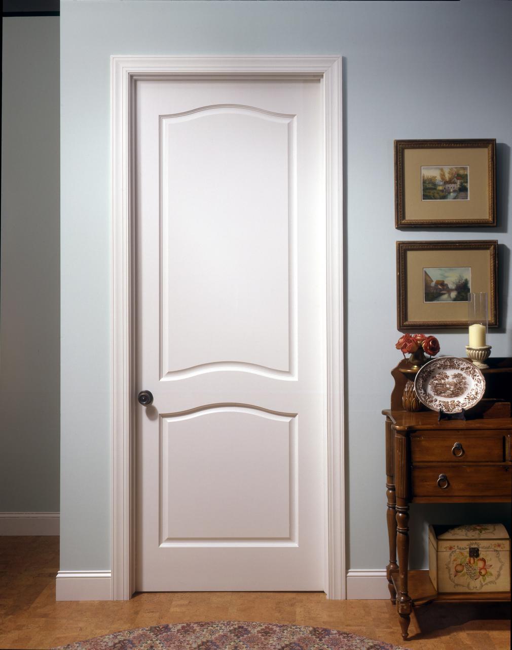Trustile Paint Grade Mdf Interior Doors In Chicago At Glenview Haus Medium Density Fiberboard