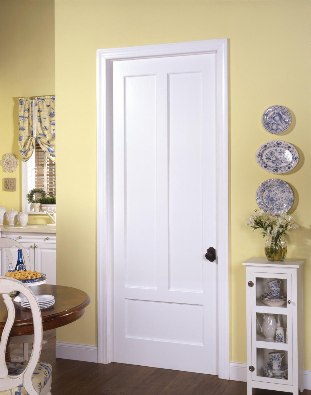 Paint grade mdf interior doors trustile custom doors by for Interior entrance doors