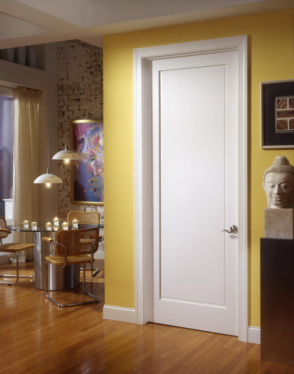 Doors Design: Paint Grade MDF Interior Doors
