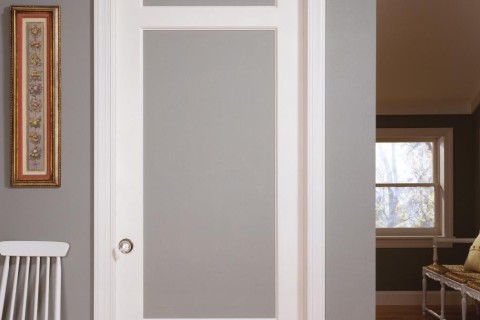 Farm House MDF Interior Door Standard Panel