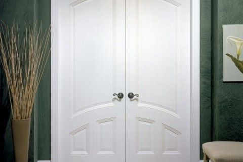 New European MDF Interior Door Standard Panel