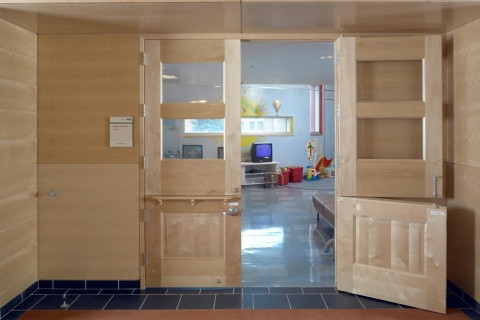 Dutch Doors TruStile Standard Panel MDF Interior Door
