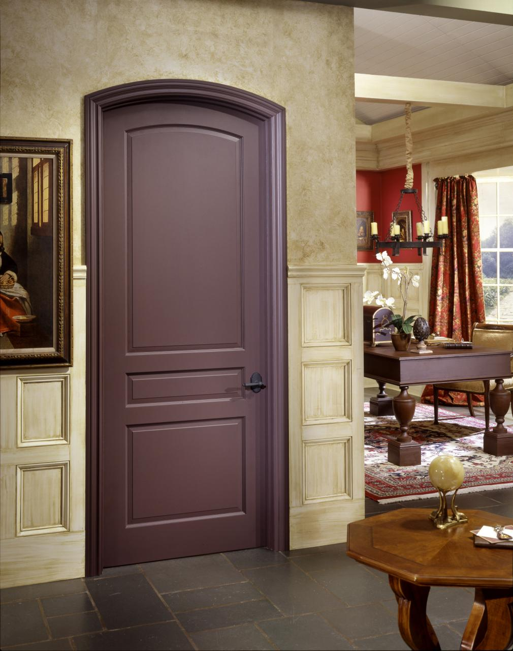 PAINT GRADE MDF INTERIOR DOORS TruStile - Custom Doors by ...