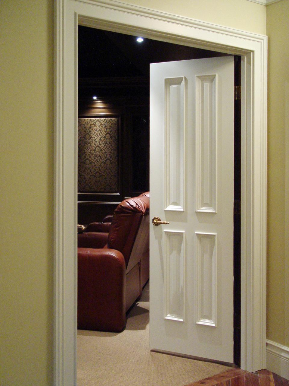 PAINT GRADE MDF INTERIOR DOORS TruStile Custom Doors By Doors For Builders