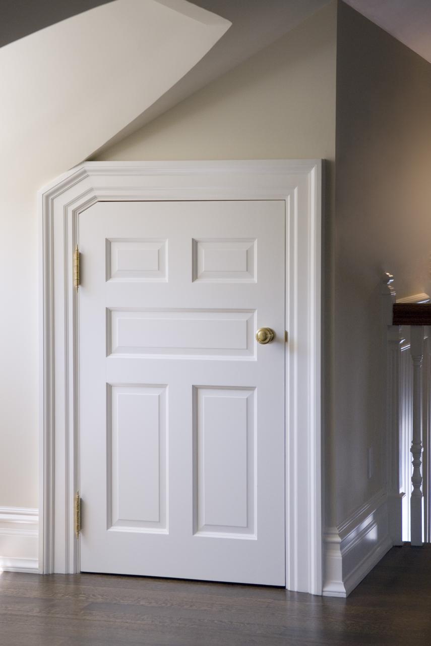 Trustile Paint Grade Mdf Interior Doors In Chicago At Glenview Haus Medium Density Fiberboard Interior Doors Mdf