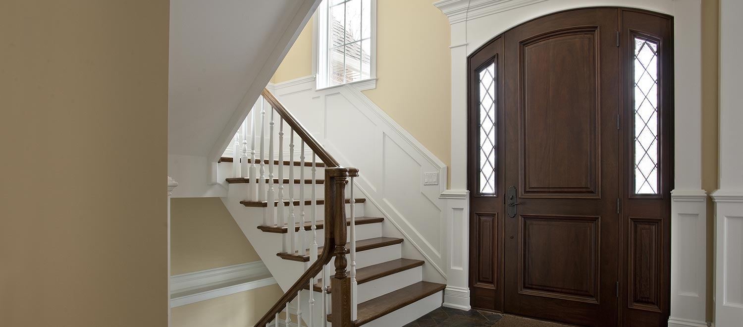 Solid Wood Doors, Front Entry and Interior, Custom and Stock