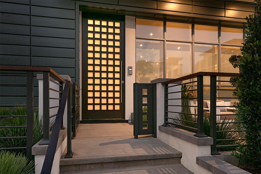 Fiberglass Exterior Doors Aurora Entry Doors From Doors
