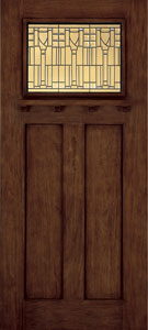 Craftsman Collection Fibegalss Door