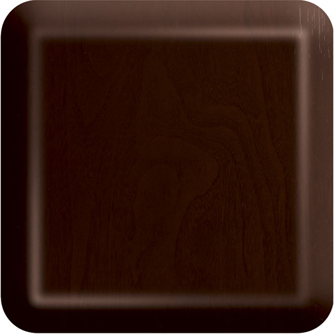 25 Aurora Fiberglass Exterior Door Knotty-Alder-Dark-Cherry