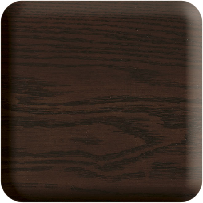 48 Aurora Fiberglass Exterior Door Oak-Sable