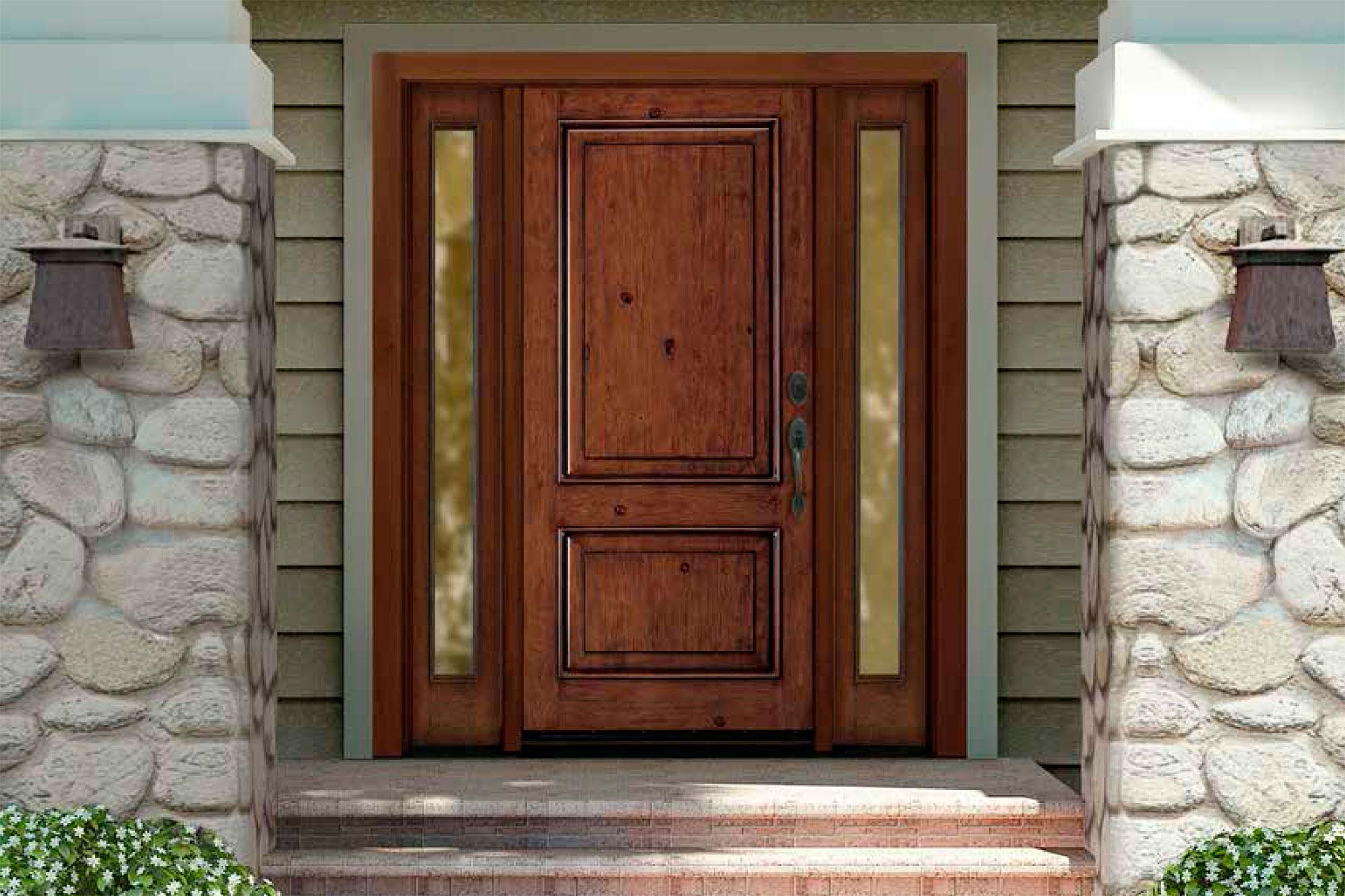 Fiberglass Exterior Doors: Aurora Entry Doors From Doors