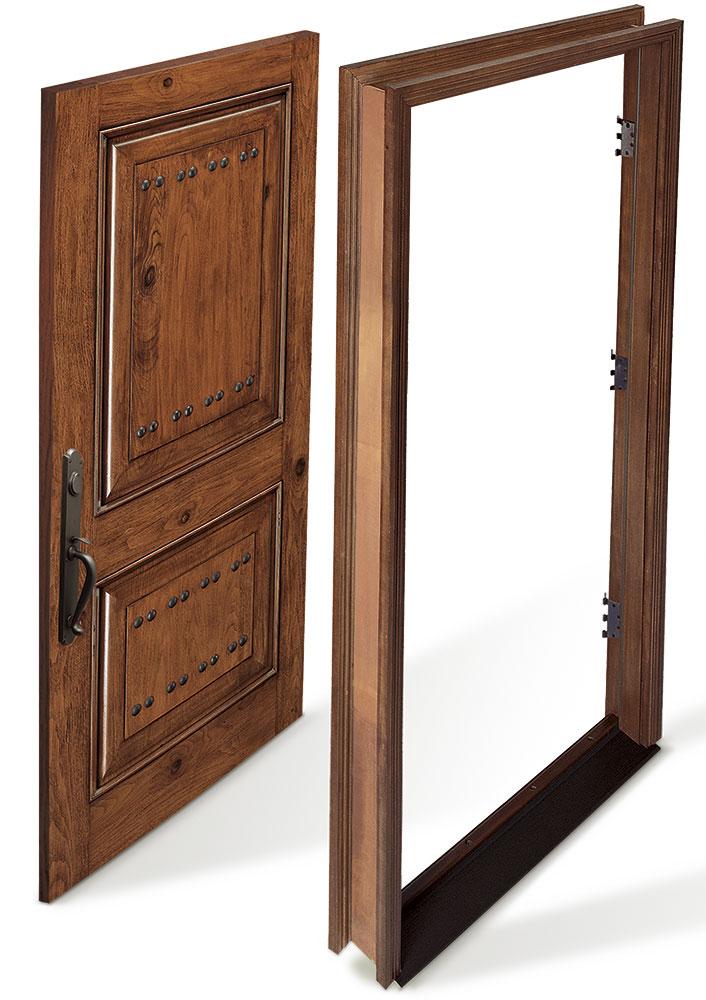 Fiberglass Exterior Doors Aurora Entry Doors From Doors For Builders