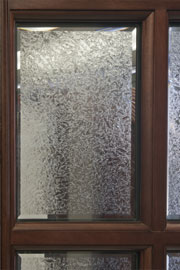 GLUE CHIP GLASS - TRUE DIVIDED - Wood Entry Doors
