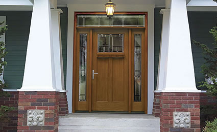 FIBERGLASS ENTRY DOORS - THERMA-TRU® from Doors for Builders, Inc ...