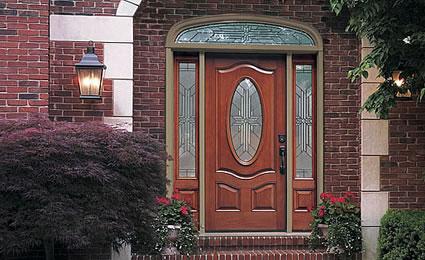 Fiberglass Entry Doors Therma Tru 174 From Doors For
