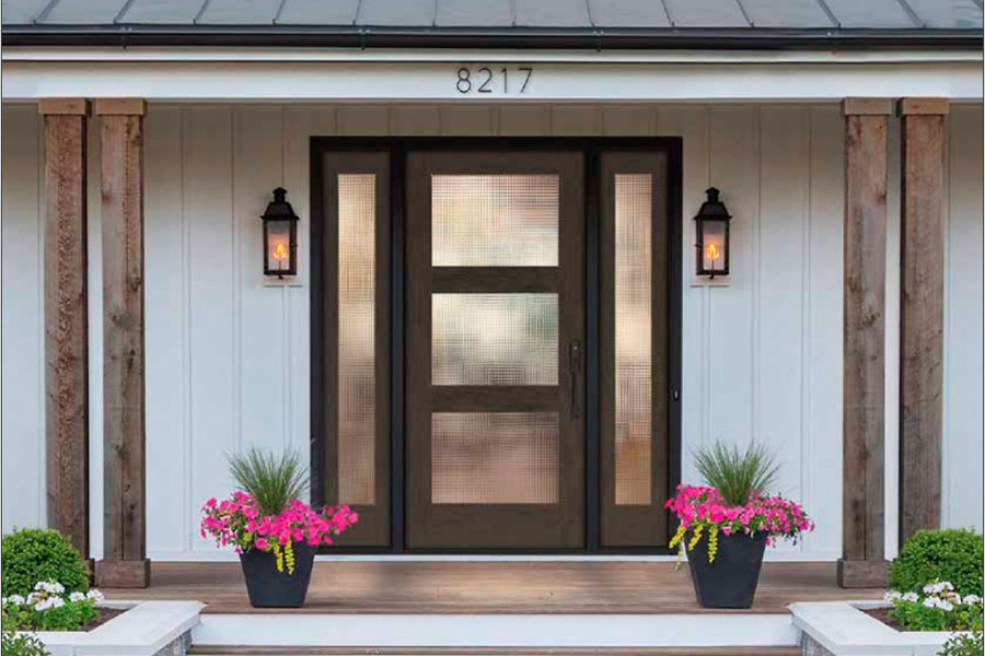 ThermaThru Doors