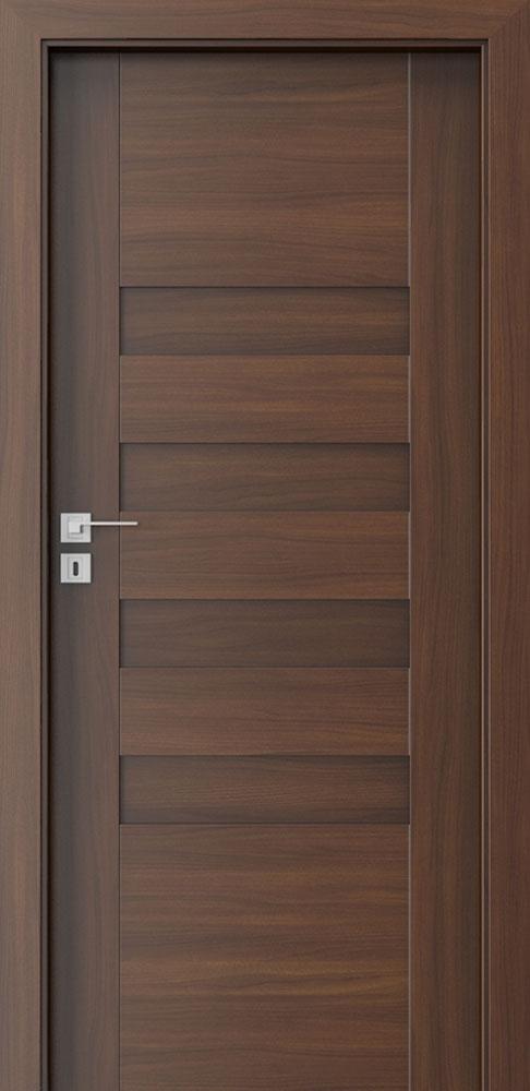 Interior door custom single eco veneer solid core with - Solid core interior doors dallas ...
