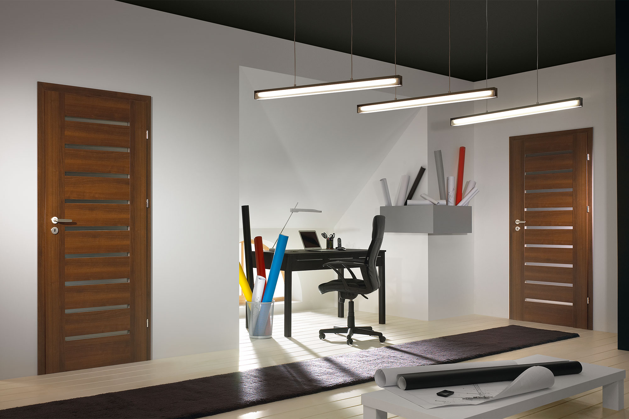Modern Interior Door  3