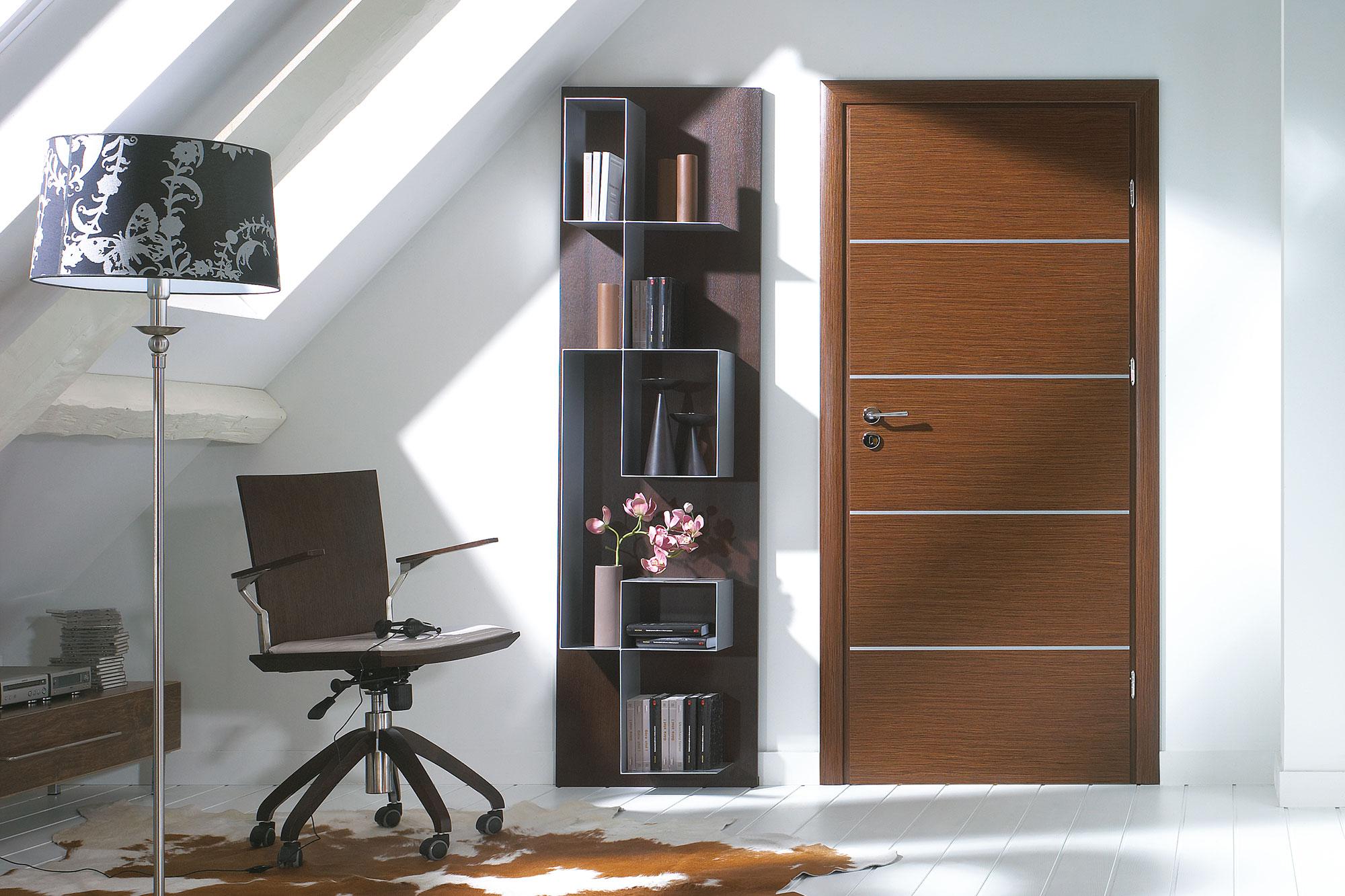 Modern Interior Door  1