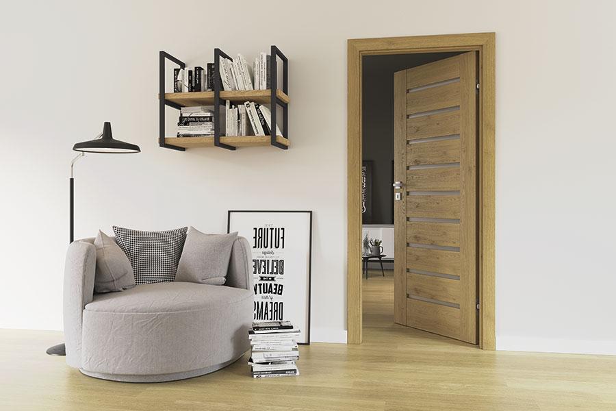 Modern Interior Doors - Eco Veneer 6