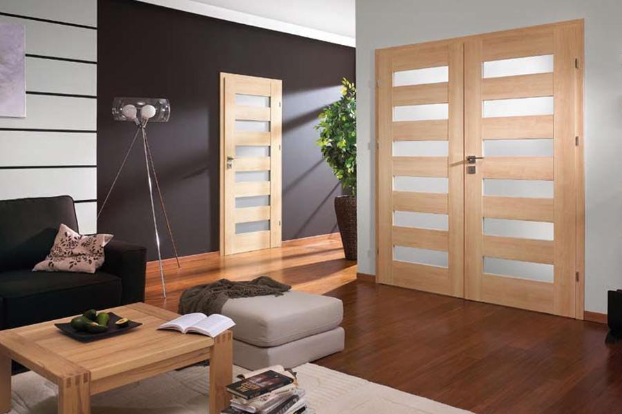 Modern Interior Doors - Eco Veneer 4