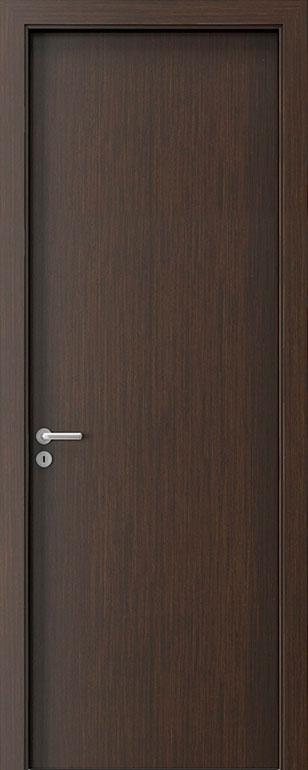 Wenge Wood Front Door - Single