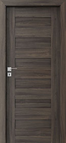 EV-CNT-C0_Dark-OakInterior Door - Custom
