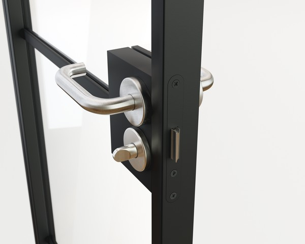 Steel Door Handle - INOX handle