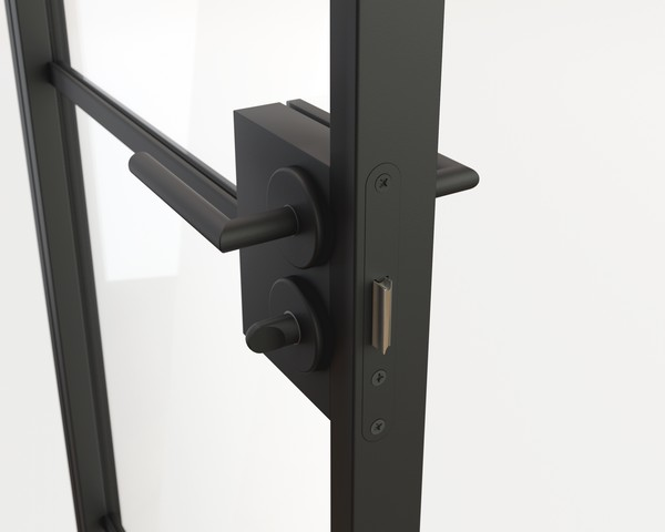 Steel Door Handle - LUCY handle