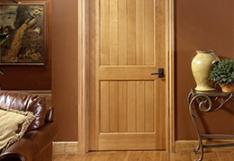 Paint Grade MDF Interior Doors - VG-Series
