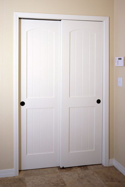 Paint grade mdf interior doors trustile custom doors by for Sliding closet doors