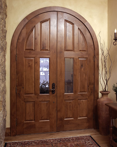Common Arch Large MDF Door
