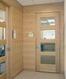 Paint grade mdf interior doors trustile custom doors by doors for 20 minute ts4100 glass fire door planetlyrics Image collections