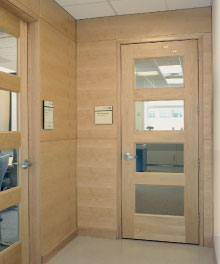 20 Minute TS4100 Glass Fire Door
