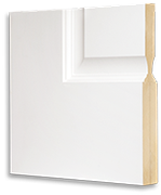 MDF Interior Doors Structure