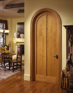 ts2090 Arch Top MDF Door