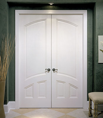 TS3040 with common arch pair MDF Door