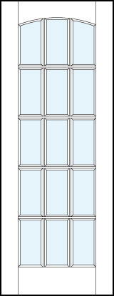 Standard Door Options fl1520