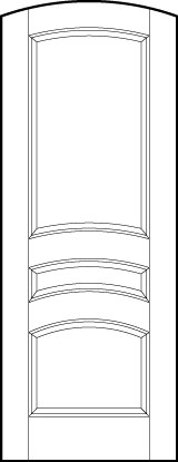 Arch-Top Door Options ts3160