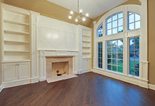 Custom Windows Project - Beautiful Living Room Window