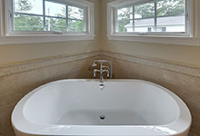 Custom Windows Project - Awning Windows above Bathtub