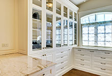 Custom Windows Project - Casement Window in Closet