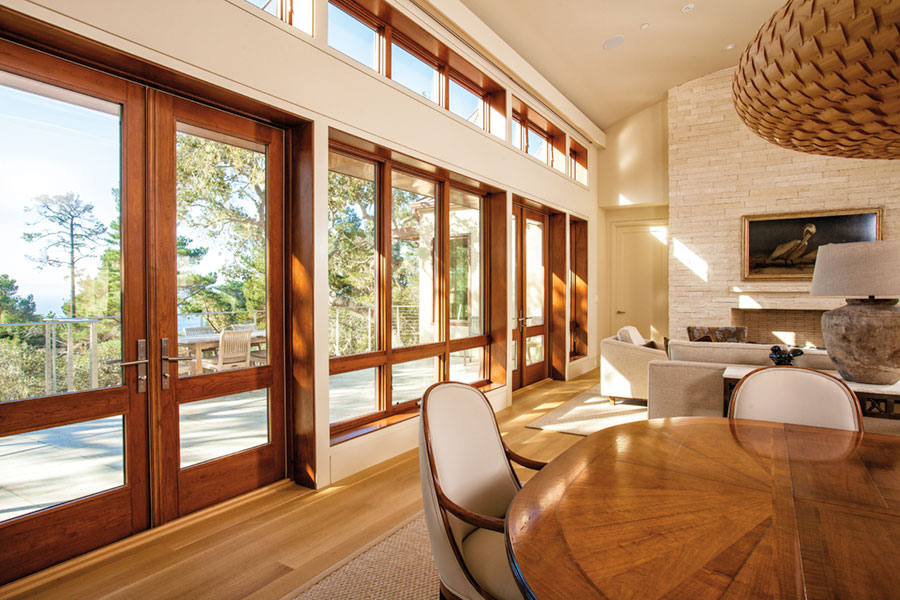 Swinging/Swinging Patio Doors