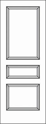 PAINT GRADE MDF INTERIOR DOORS Custom Doors By Doors For Builders Inc M