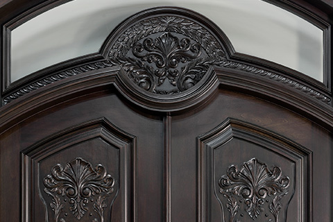 Custom Front Entry Doors - Wood Exterior Doors